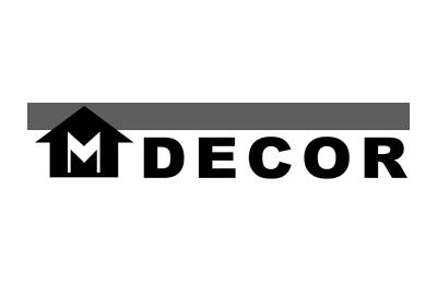 m decor logo - Marmox retailer   Marmox NZ